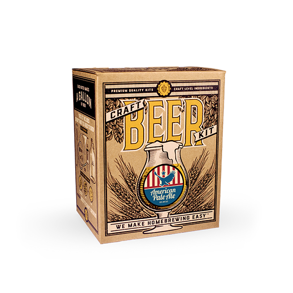 Photo of Craft a Brew – American Pale Ale Brewing Kit – default
