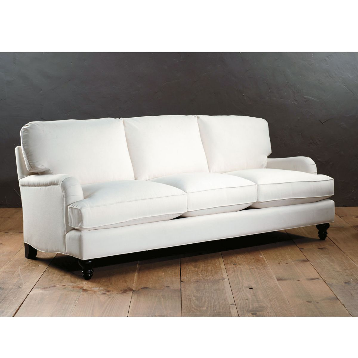 Eton Sofa From Ballard For Living Room Love This Profile And Reviews Are Fab