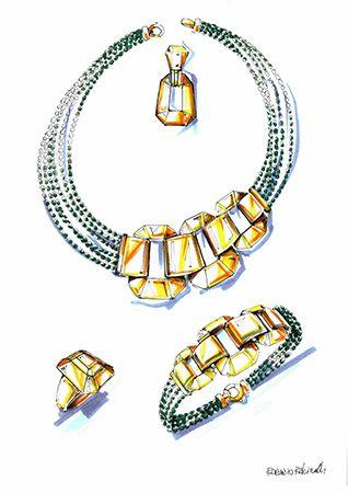 Bivio Gioielli The Art of Jewellery Designing Pinterest