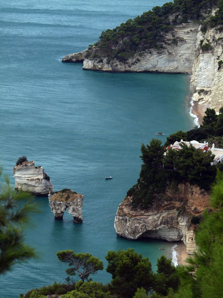 Baia Delle Zagare Wonders Of The World Places To See Italy Travel
