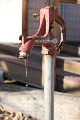 Repair A Frost Free Yard Hydrant Hydrant Diy Plumbing Repair