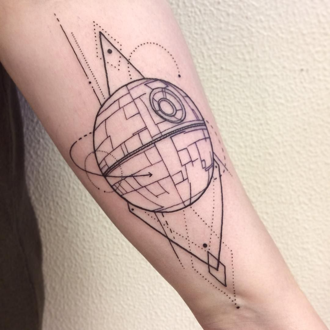 Star Wars Tattoo 38
