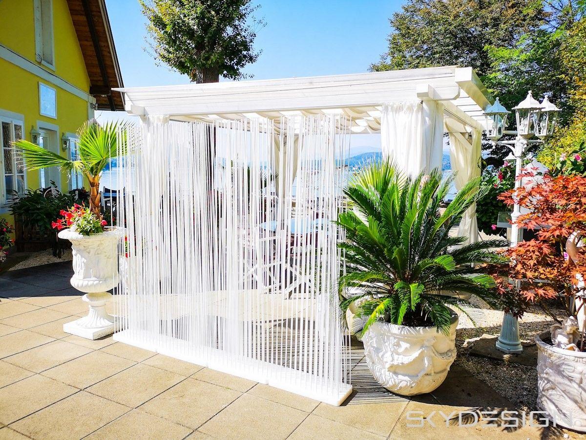 Sichtschutz Terrasse Gartengestaltung Bilder Sichtschutz