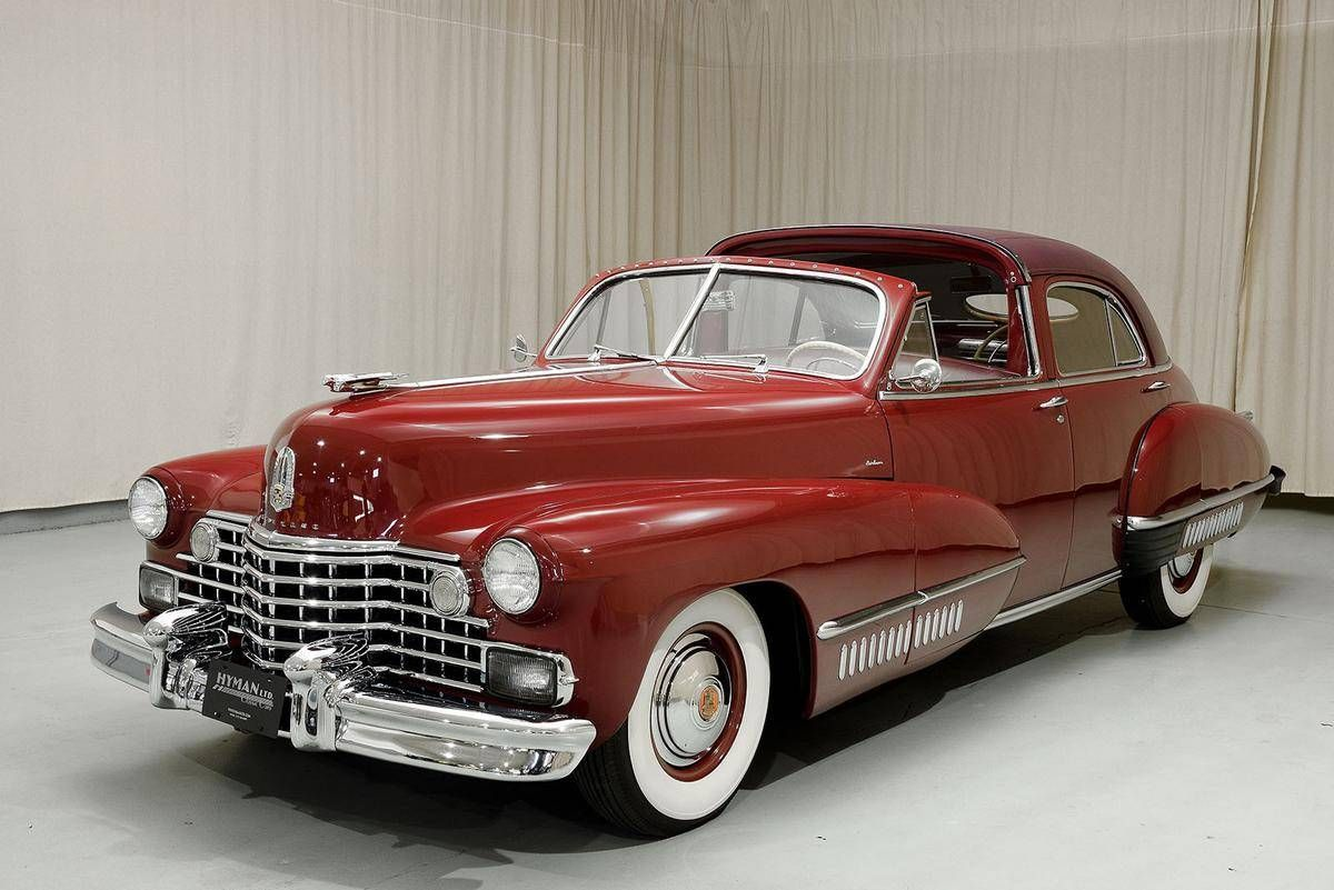 1942 cadillac 60 special derham town car for sale