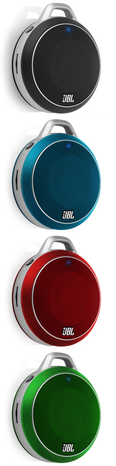 Jbl Micro Wireless Portable Speakers An Ultra Portable Bluetooth Speaker With With Images Bluetooth Speakers Portable Wireless Speakers Bluetooth Cool Bluetooth Speakers