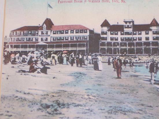 Old Ocean House York Beach Maine York Beach York Beach Maine