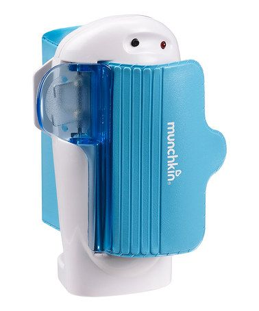 Look what I found on #zulily! Car Bottle Warmer by Munchkin #zulilyfinds I need this for when we go home, it would be perfect!!!