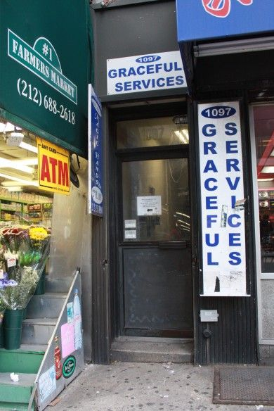 Danforth Massage Parlours