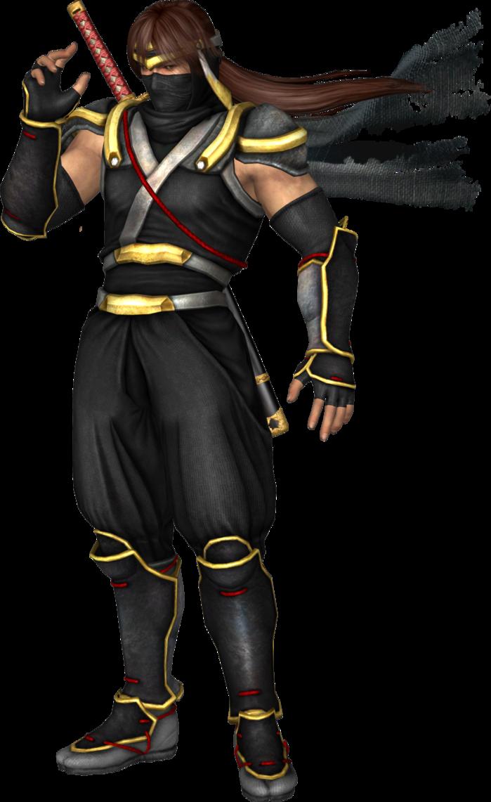 Dead Or Alive Ryu Hayabusa Ryu Hayabusa Ninja Art Ryu