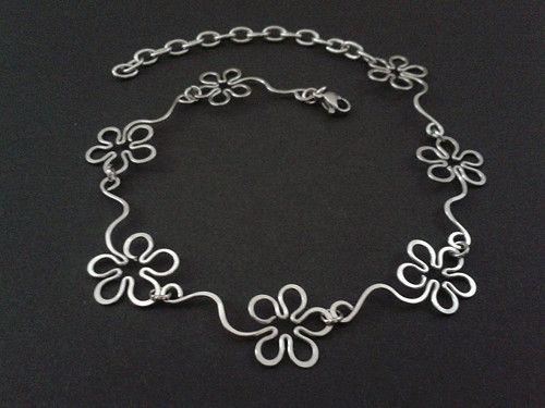 Krásný nákotník - Květy - chirurgická ocel  338e0bf20a
