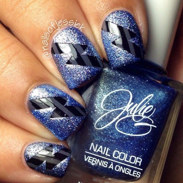 Instagram photo by nailsofjessiek #nail #nails #nailart