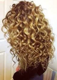 Image Result For Long Hair Loose Spiral Perm Blackcutiesrbeauty