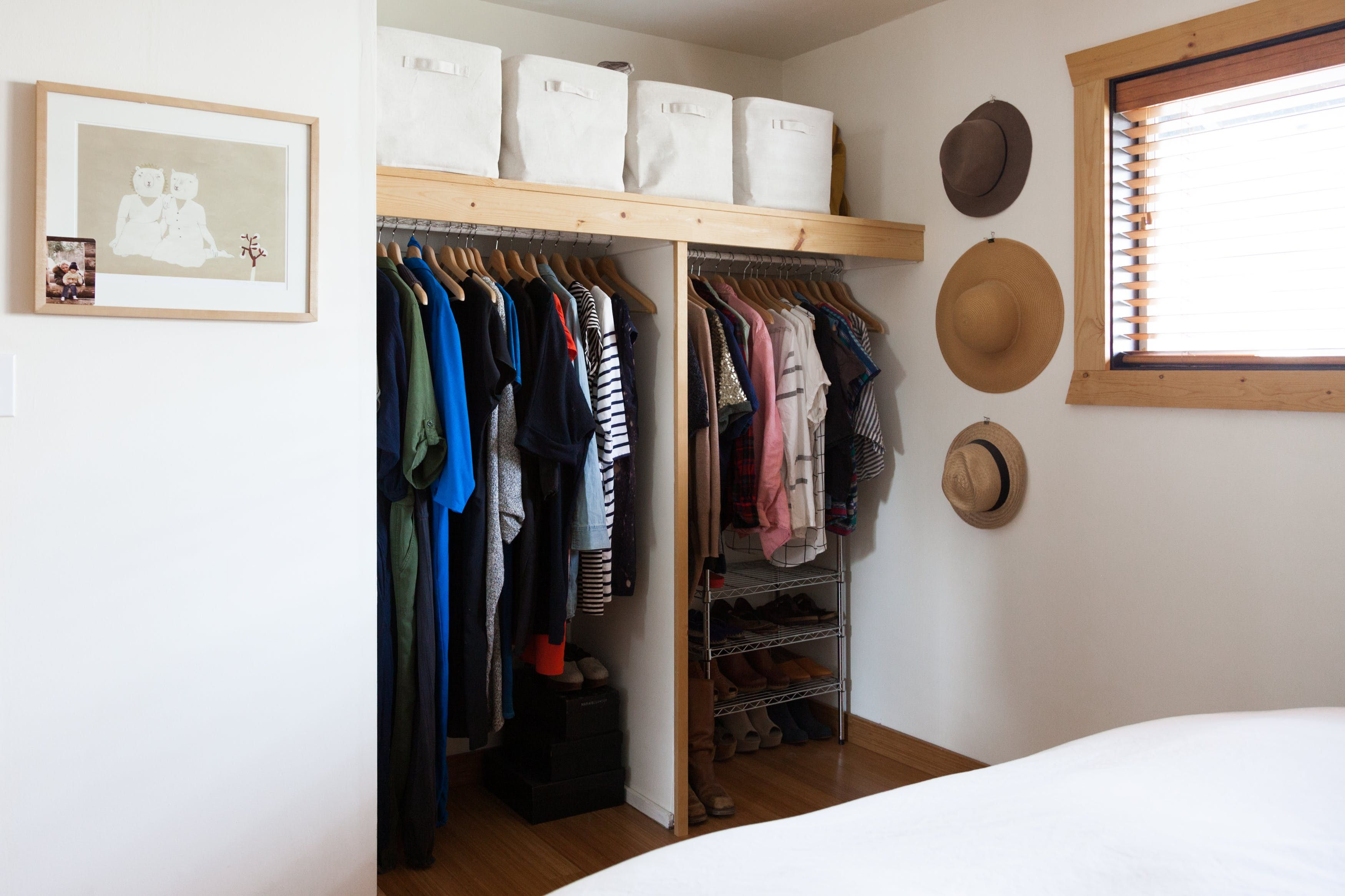 Real Life Solutions: Lessons From Well Organized Closets