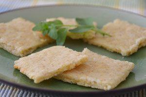 Almond Crackers!