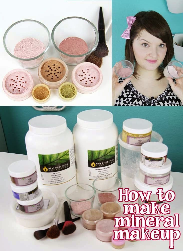 How To Make Mineral Makeup Highlighter And Blush Recipe Easy And Inexpensive Way To Make Natural Highlighter Makeup Diy Highlighter Makeup Diy Mineral Makeup