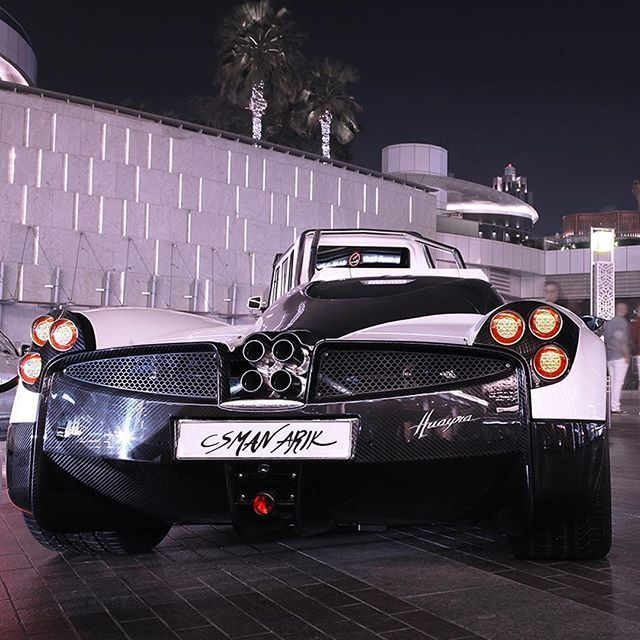 The Pagani Huayra | Luxury vehicle, Automotive design and Vehicle