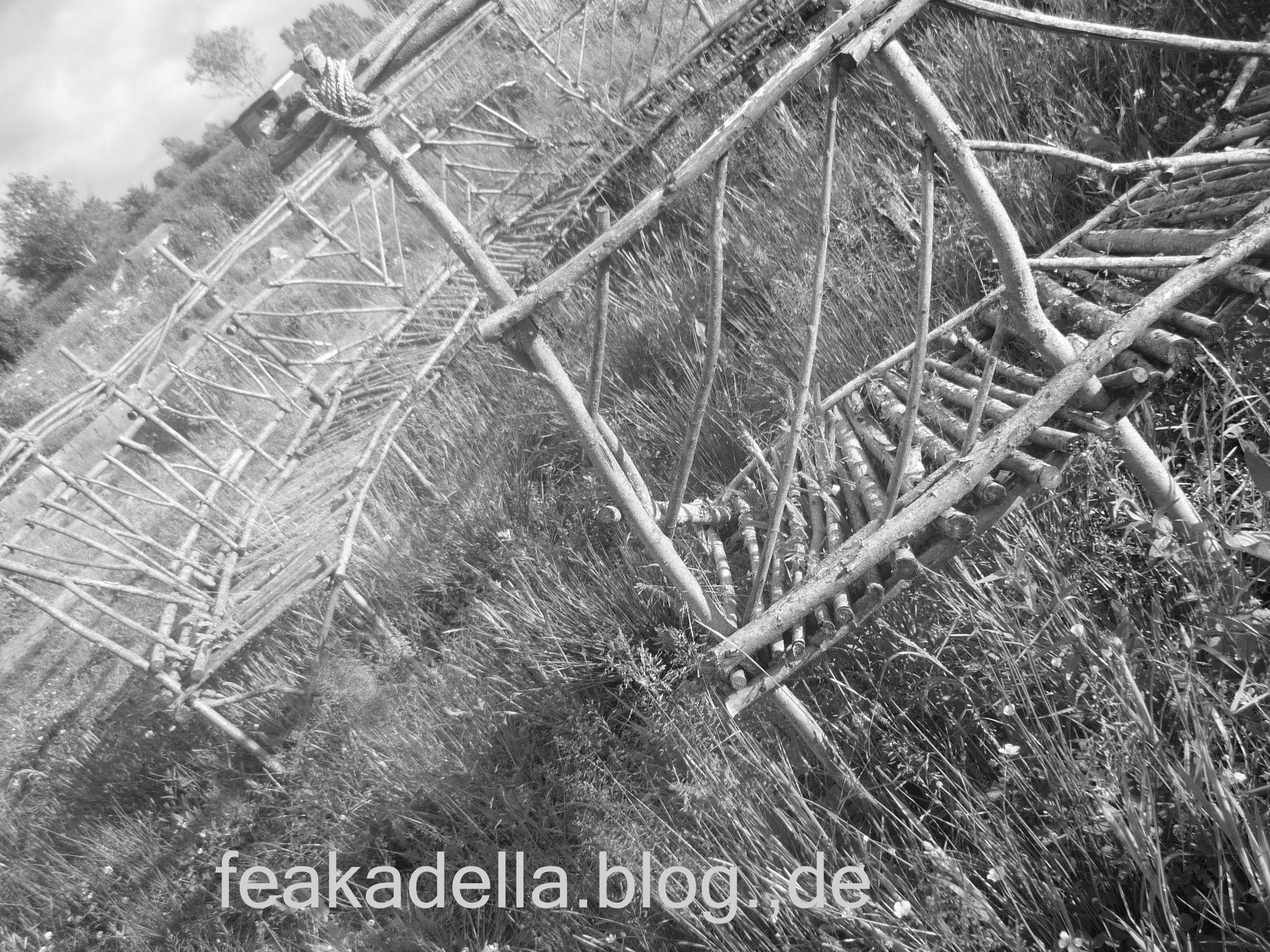 Weidensofa.  FeaKadella.blog.de