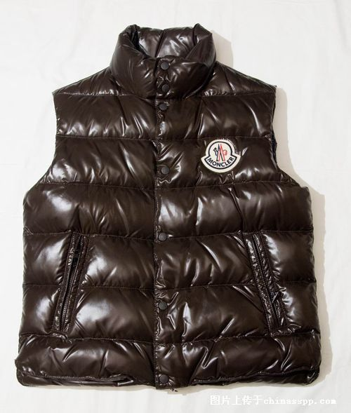 0bf83b2ec Mens Classic Moncler Vest in Brown  2900195  - 139.08