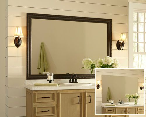 Framed Bathroom Mirrors Check more at http://casahoma.com/framed ...