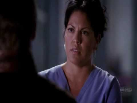 Grey\'s Anatomy. Callie shouts a man (S04E04) You didn\'t love her ...