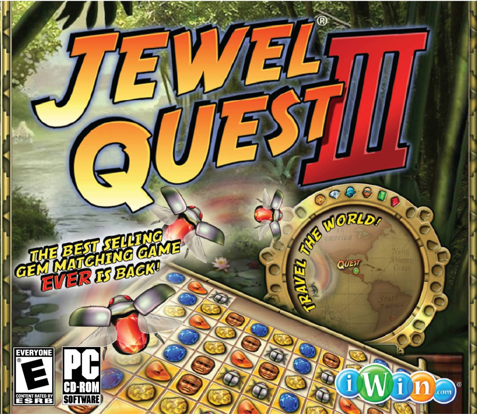 Play Jewel Quest 3 Comic book cover, Book cover, Comic books