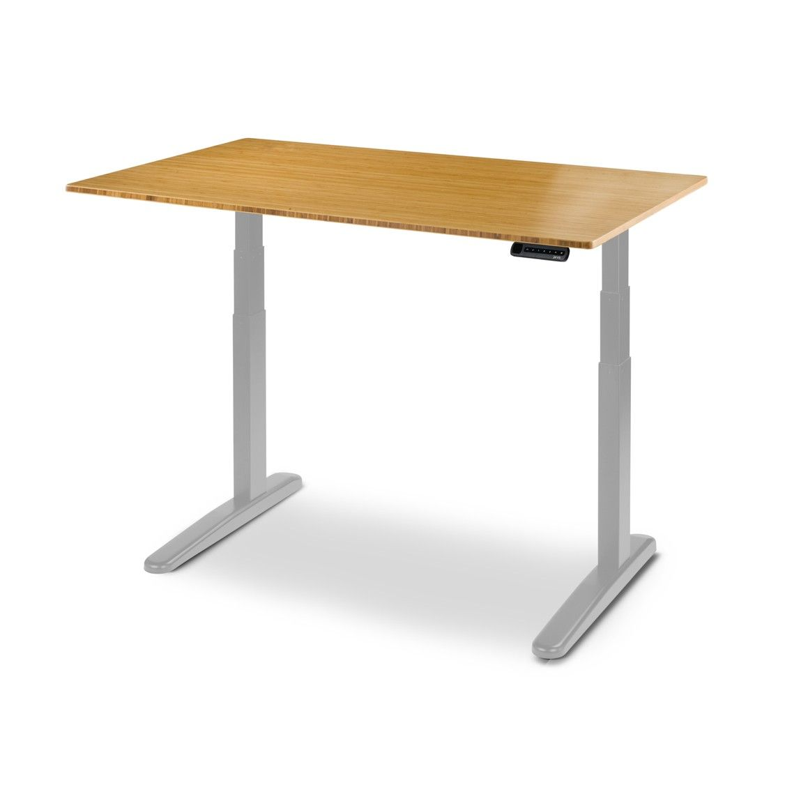Jarvis Bamboo Adjustable Height Standing Desk | Ergo Depot | Ergo ...