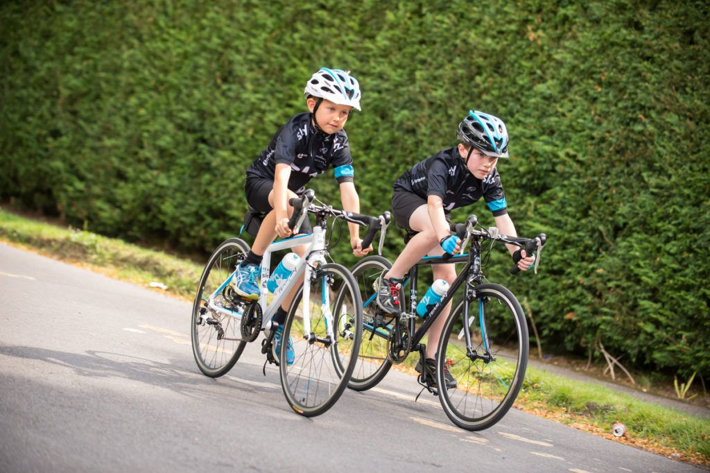 Kids Size Team Sky Cycling Kit How To Get The Look Kids Bike