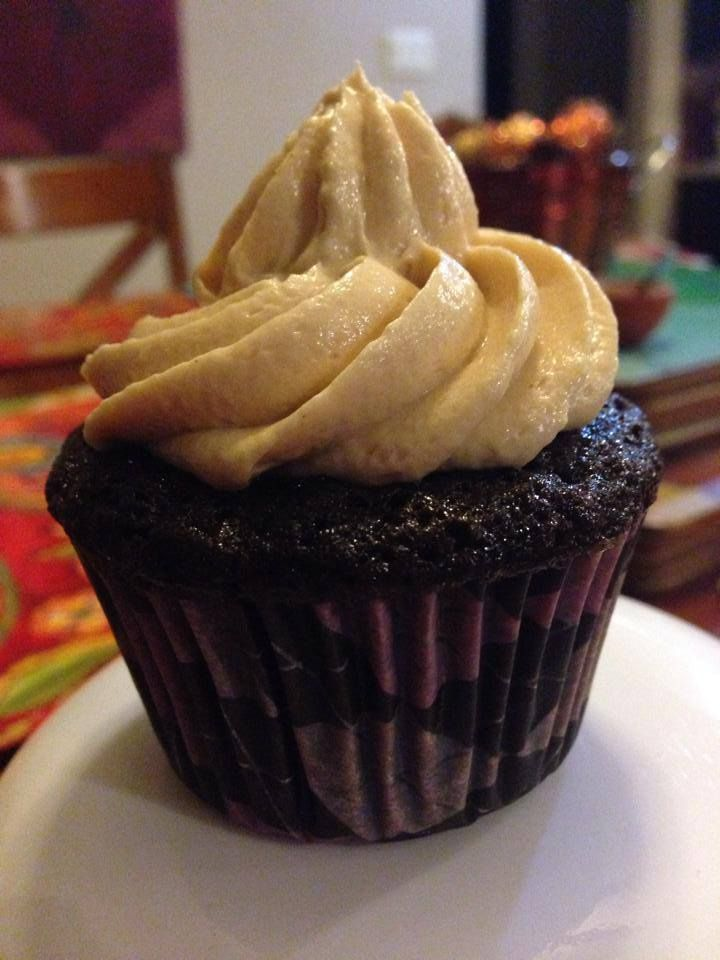 dairy free chocolate buttercream frosting