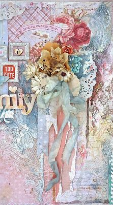 Amongst trinkets fairies and swirls