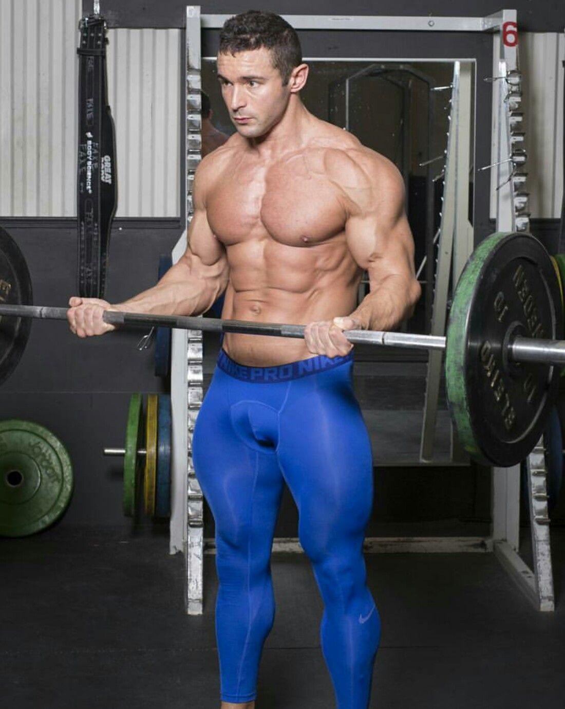 JamesAlexander Ellis Lycra men, Body building men