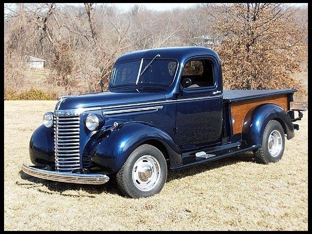 1940 Chevrolet Pickup 350 300 Hp Steel Body Wearing Black