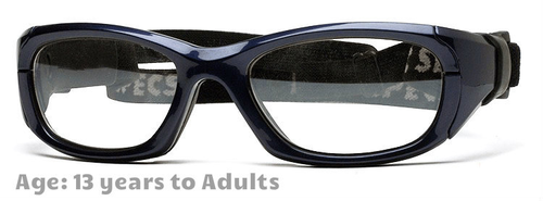 29d7fe5d333cf 13+ yrs to Adults  Rec Specs Maxx 31  Shiny Navy Blue - 53 Size ...