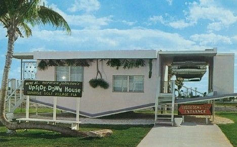 Flip This Home 10 Unbelievable Upside Down Houses Upside Down
