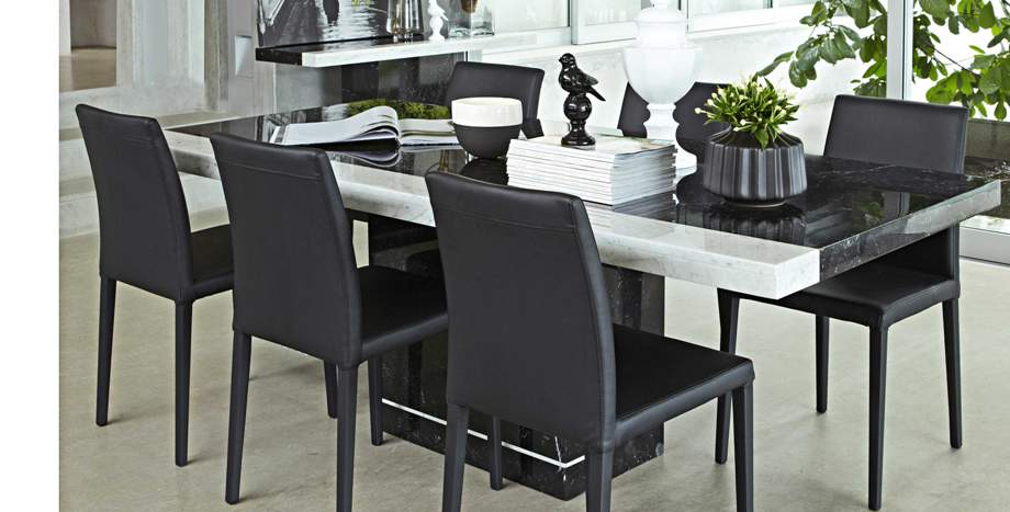 Pienza Rectangular Dining Table By Collage From Harvey Norman New Zealand