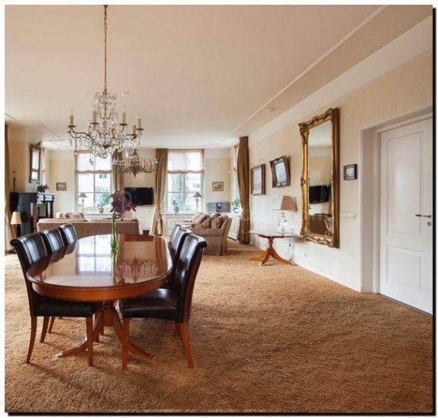 Spiegel barok goud in woonkamer | Grote spiegels | Pinterest