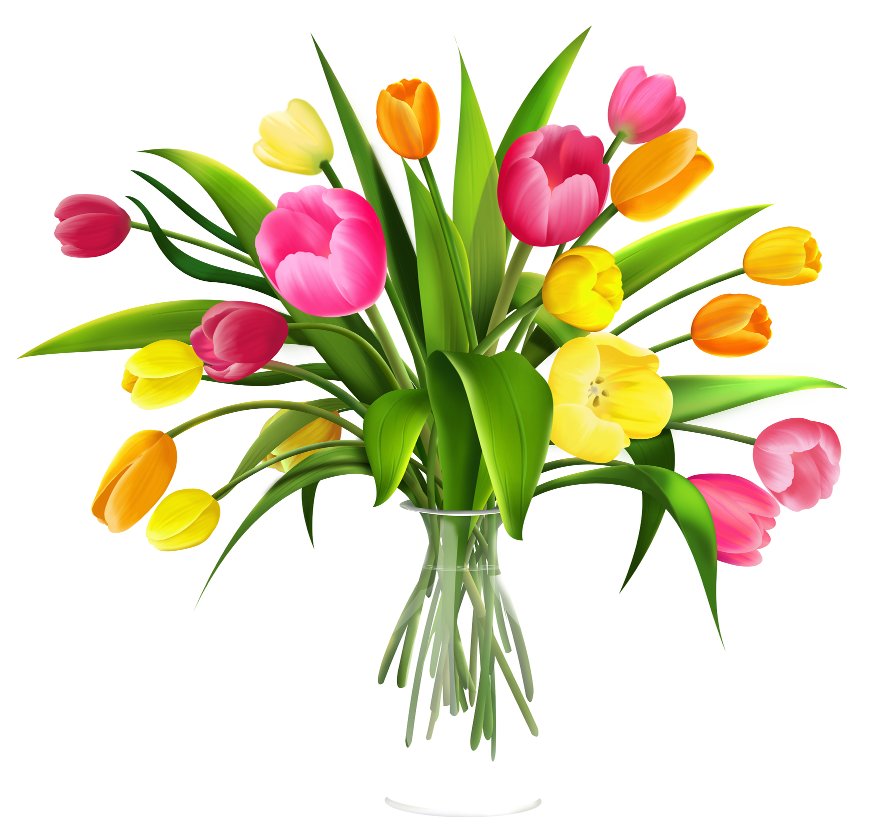 free clip art flowers in vase use these free images for your websites art  [ 1780 x 1681 Pixel ]