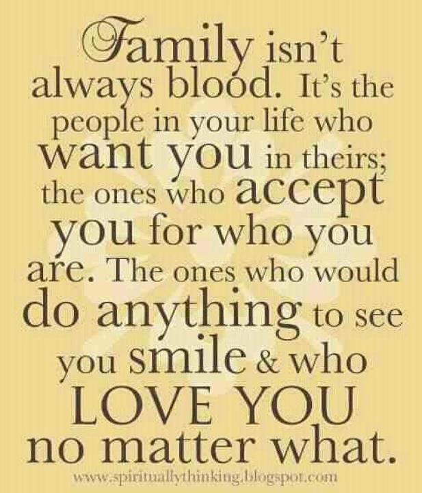 Life: Friends + Family = Framily | Family love quotes, Family ...