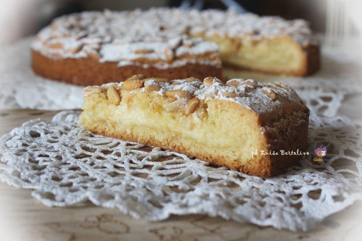Photo of Torta della nonna – ricetta classica – La magica cucina di Luisa