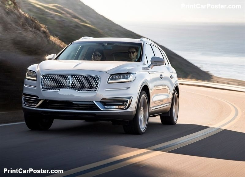 Lincoln Nautilus 2019 poster   Nautilus, Luxury cars and Cars