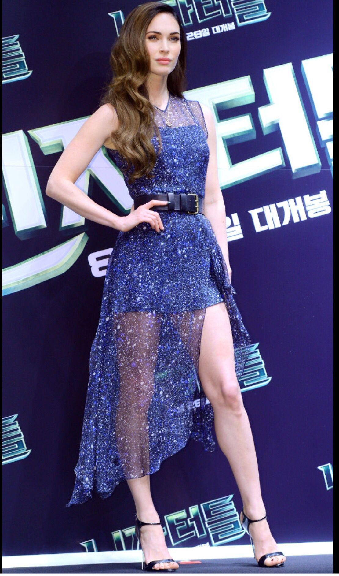 Pin de Vicent en Megan Fox | Pinterest | Vestidos cortos, Musa y Números
