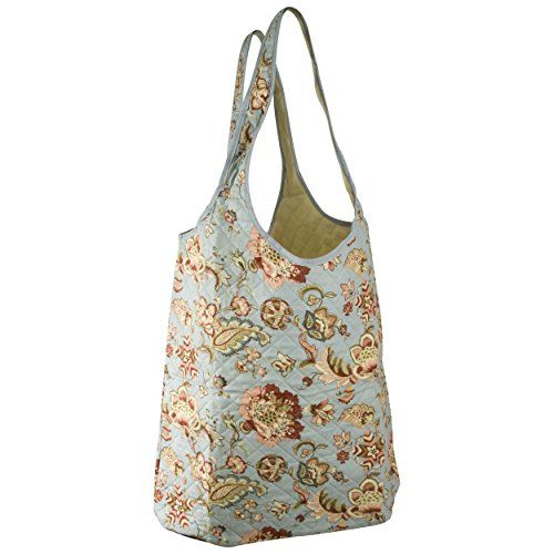 Laundry Bags With Handles Captivating Quilted Oversized Laundry Tote Blue Raymond Waites Httpwww Decorating Design