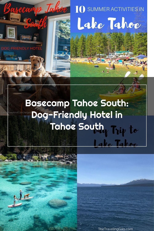 Ghim Tren Lake Tahoe