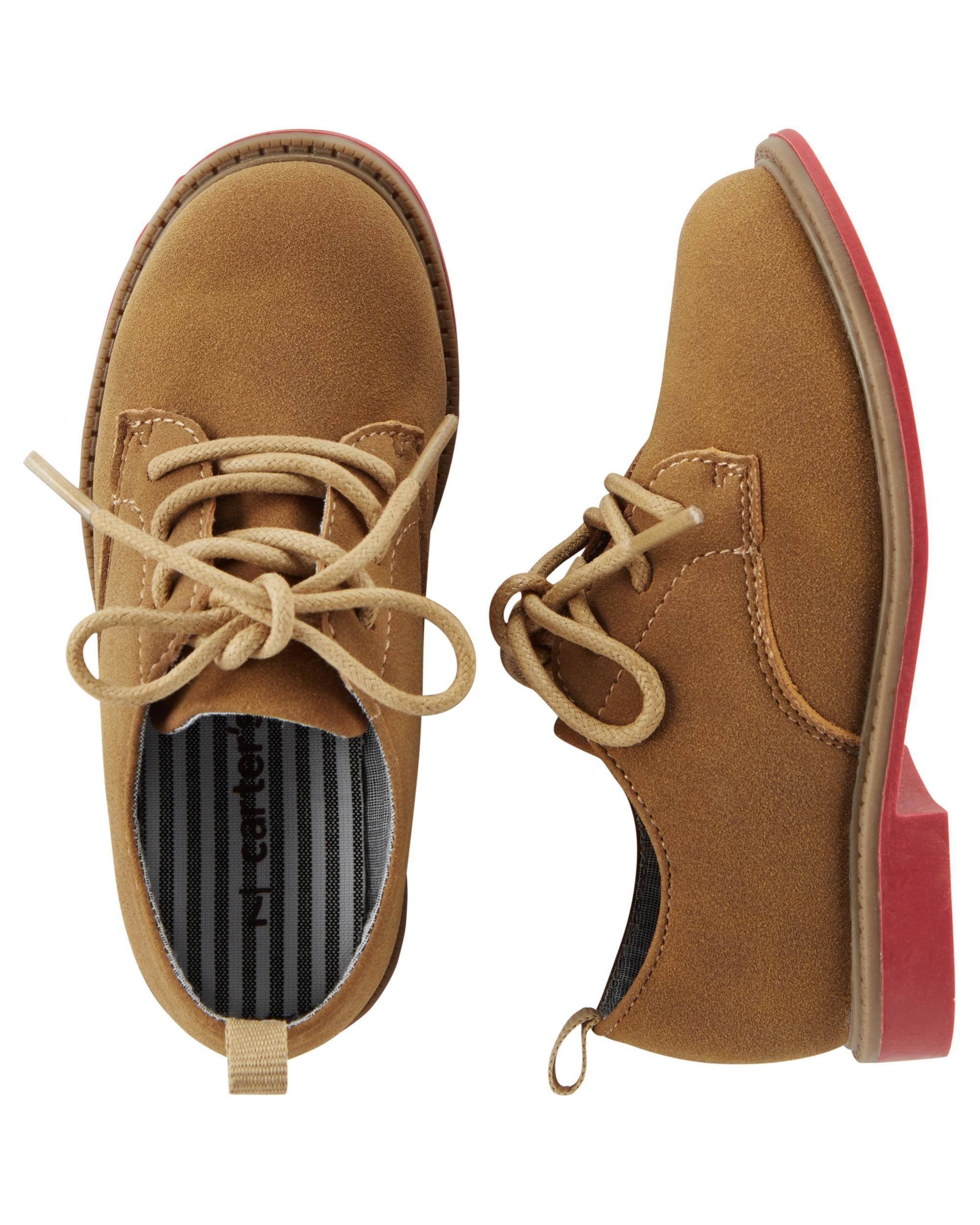 carters boy dress shoes