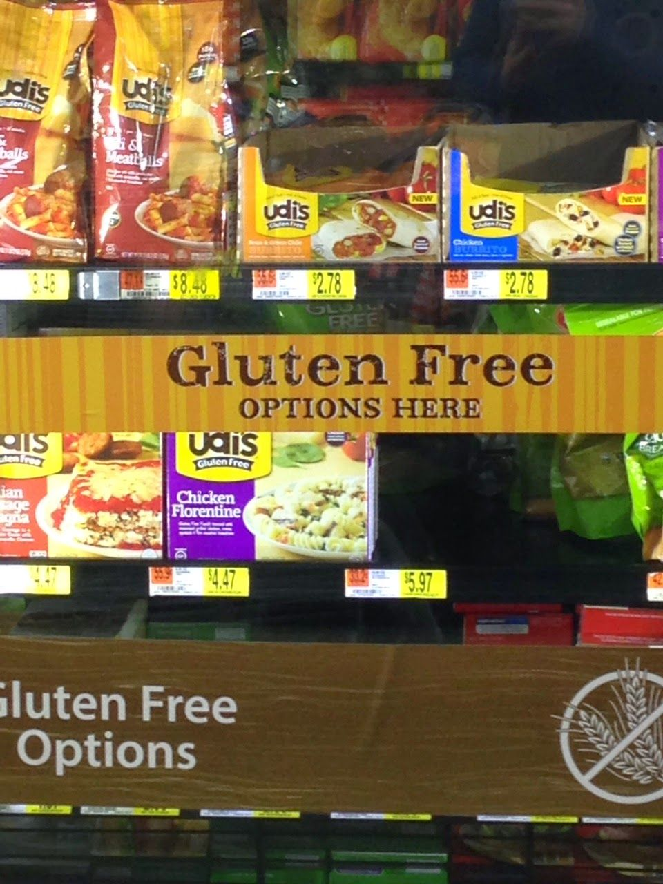 Parenting Healthy: Gluten-free brands available at Walmart