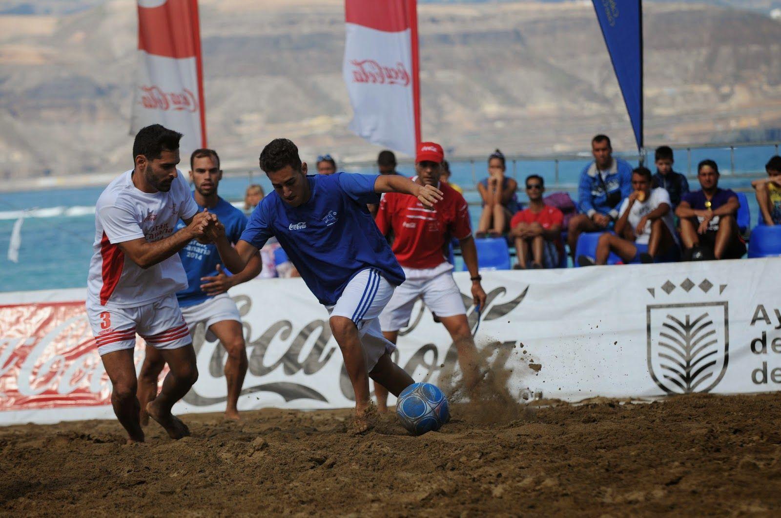 Tiempo De Deporte Las Canteras Espera A Su Campeón De Fútbol Playa Futbol Playa Campeones Fútbol