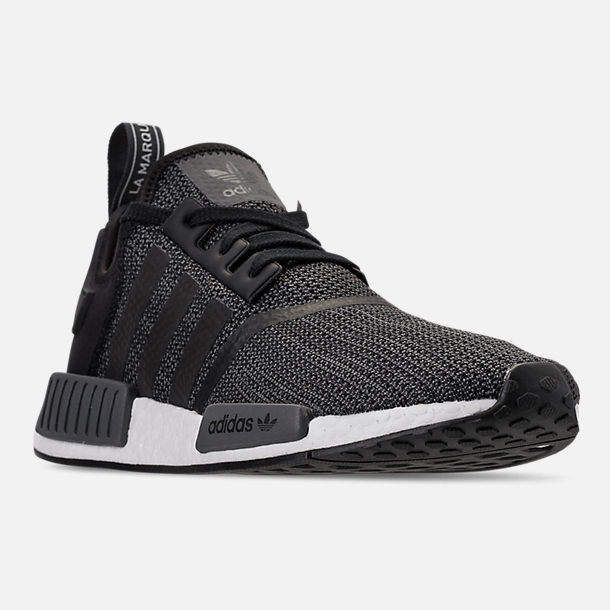 low priced 6a3de 46f50 adidas Men's NMD Runner R1 STLT Primeknit Casual Shoes ...