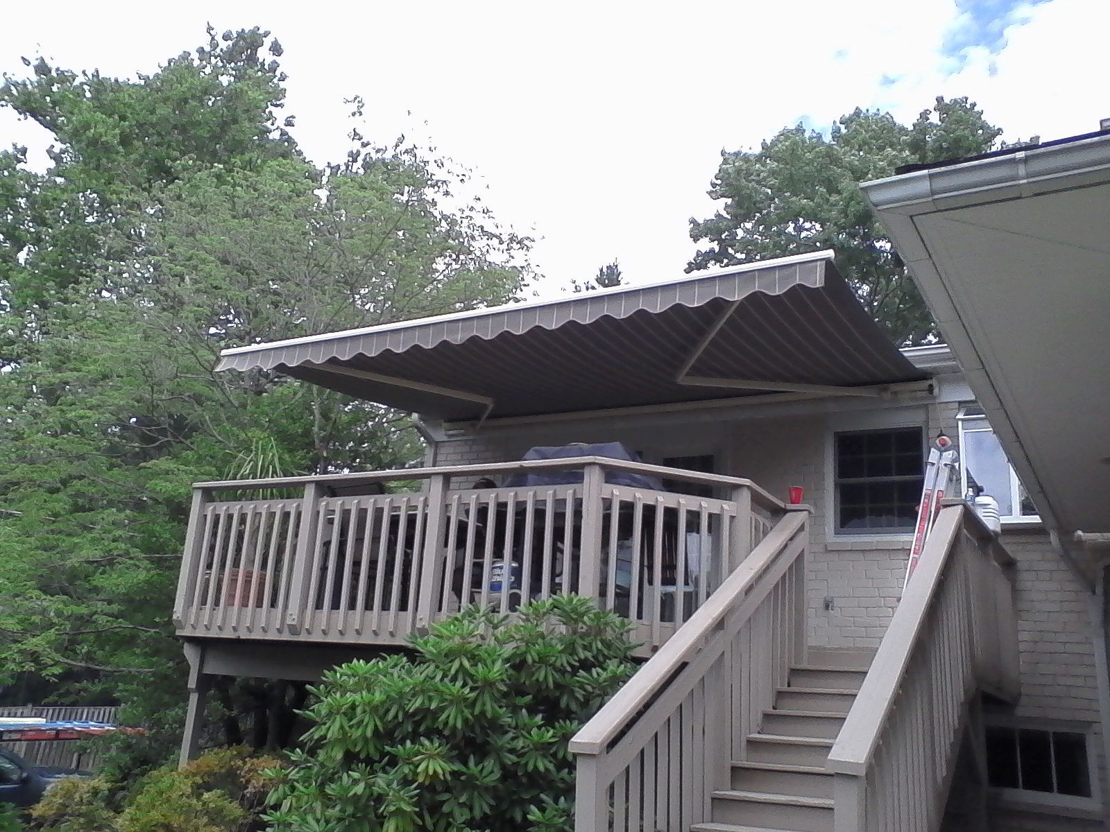 Retractable-Awning-Bethesda (With images)   Retractable ...