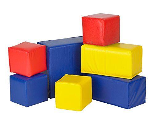 Karma Baby 7piece Toddler Skill Development Block Set You Can