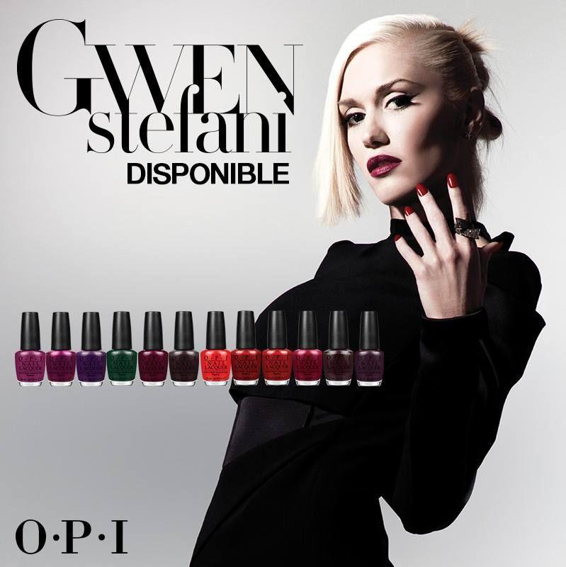 O.P.I Gwen Stefani
