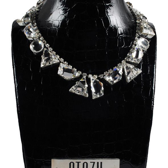 Unchained Crystal Necklace |  Otazu